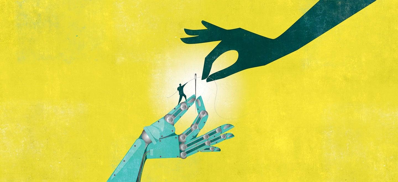 AI, робототехника и автоматизация: место человека в этом цикле