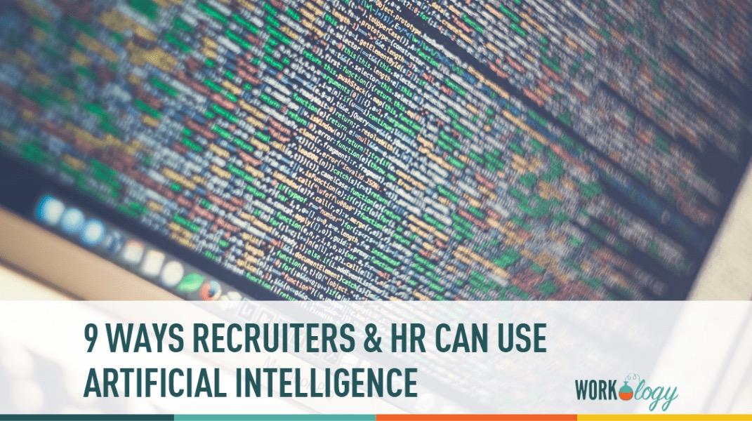 Способы применения искусственного интеллекта в HR
