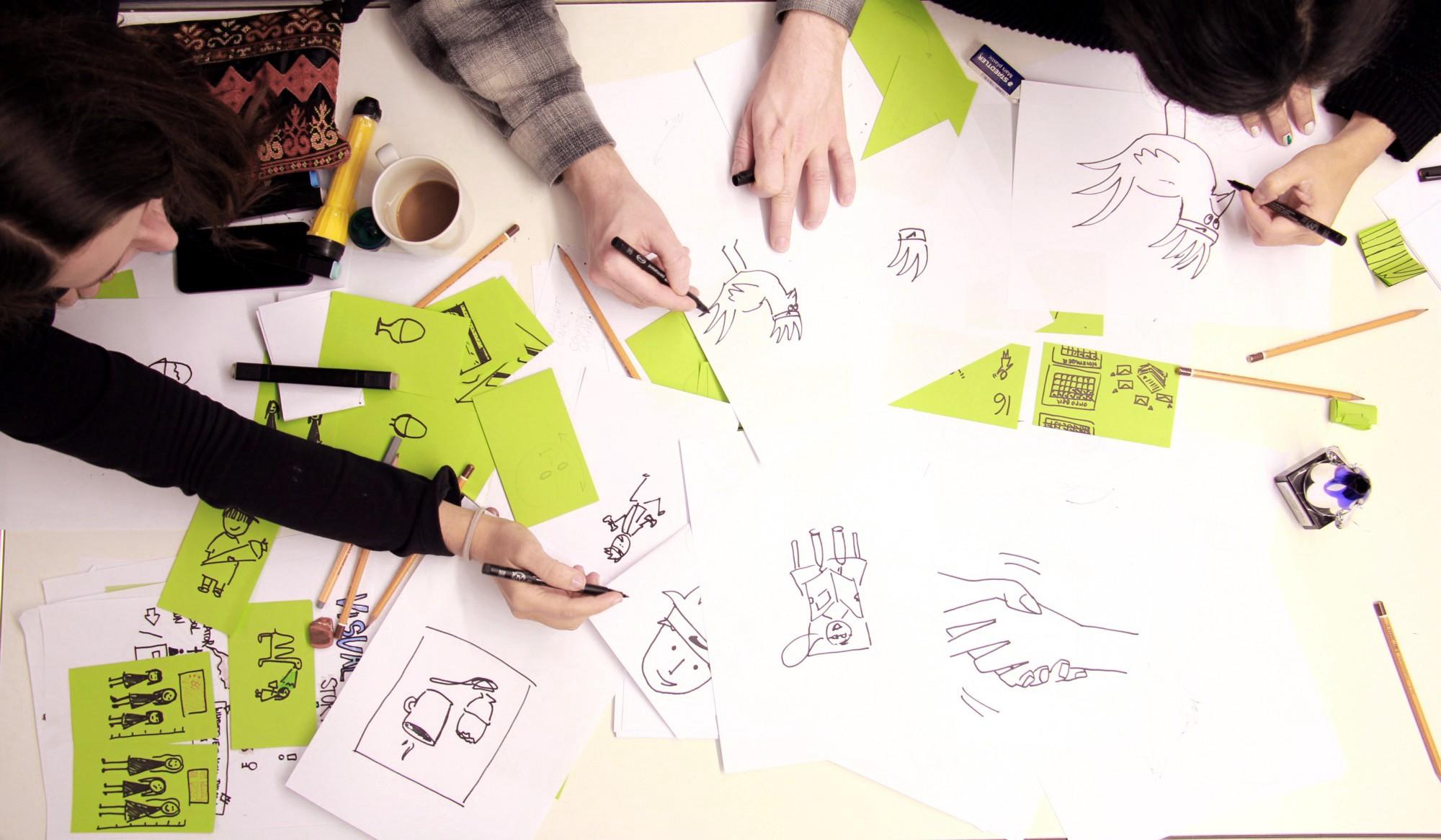 проектирование среды обучения